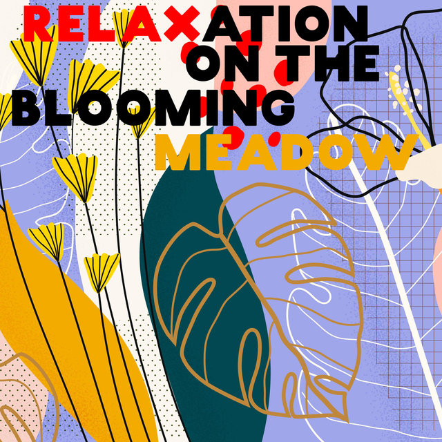 Relaxation on the Blooming Meadow - Mesmerizing Soundscapes That Will Make You Forget About Stress and Insomnia, Birds, Water, Forest, Mother Nature