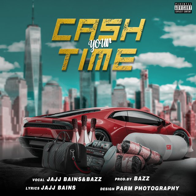 Cash Your Time