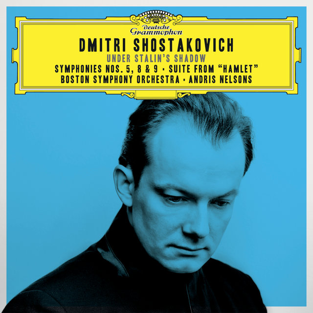 Cover art for album  by Boston Symphony Orchestra, Andris Nelsons