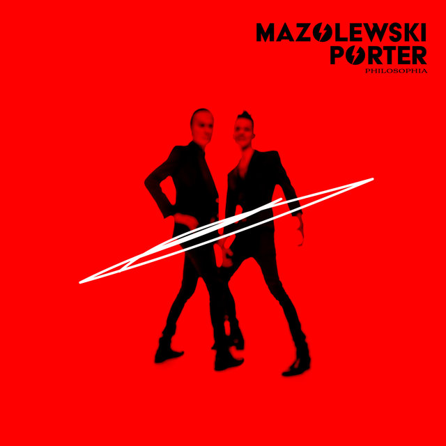Cover art for album Philosophia by Mazolewski, Porter