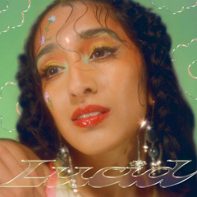 Cover art for album Lucid by Raveena