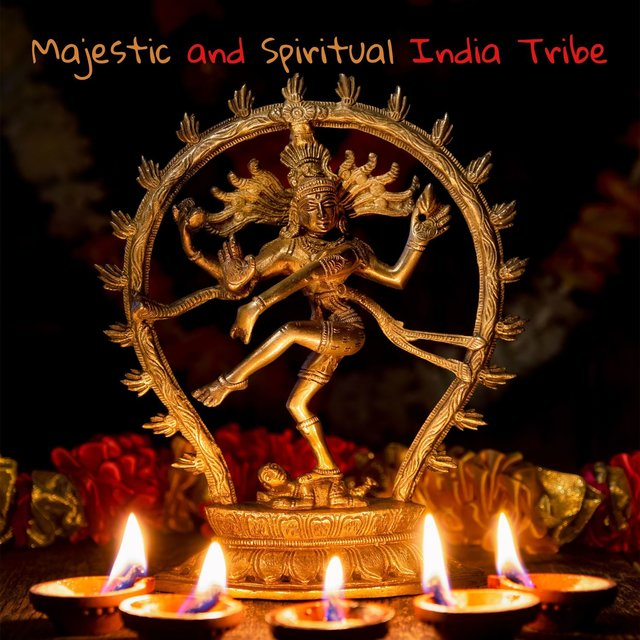 Majestic and Spiritual India Tribe