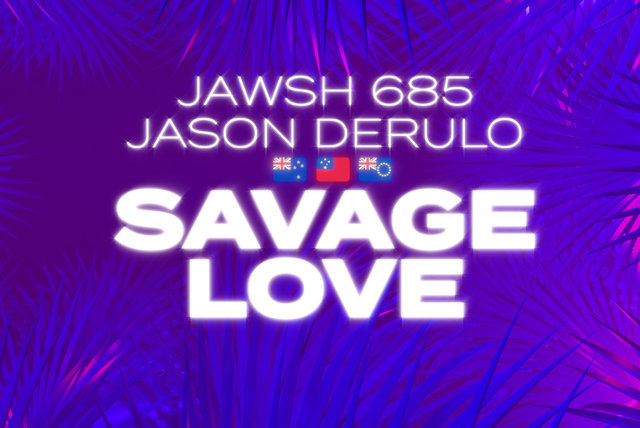 Savage Love (Laxed - Siren Beat) (Official Lyric Video)