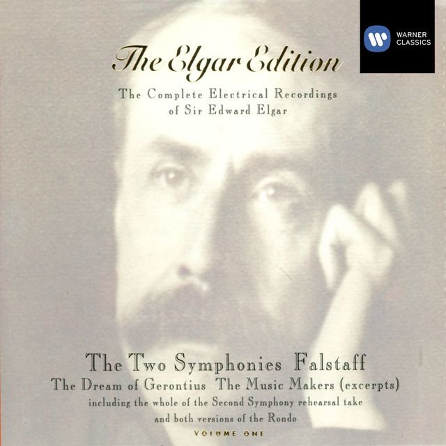 The Elgar Edition, Vol.1