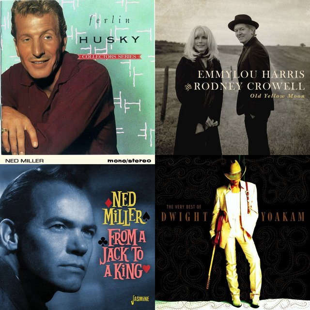 Cover art for album Vivascene Country Classics Vol. 1 Playlist by User
