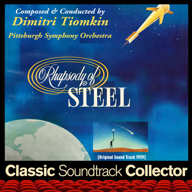 Rhapsody of Steel (Original Soundtrack) [1959]