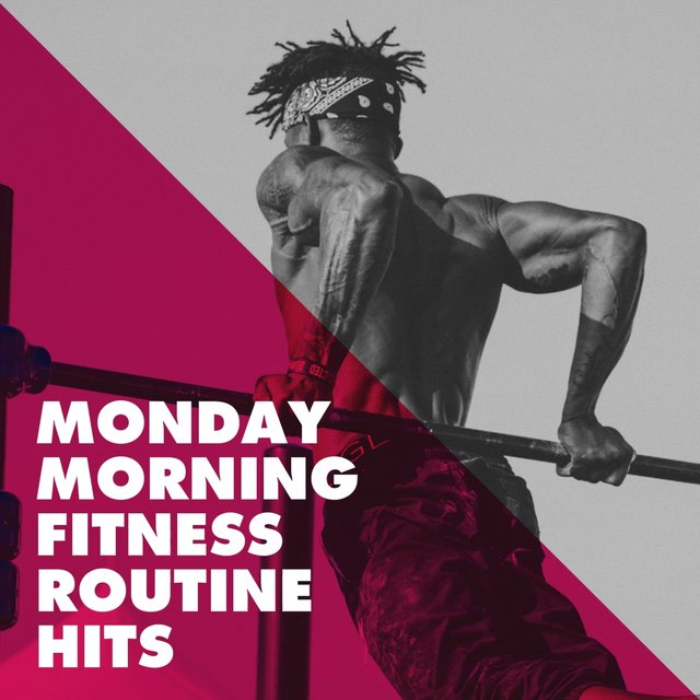 Monday Morning Fitness Routine Hits