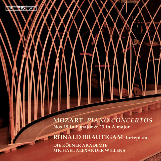 Mozart: Piano Concertos Nos. 19 and 23