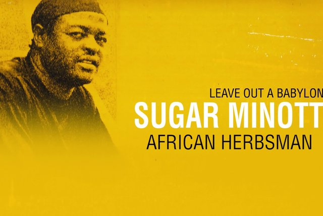 Sugar Minott - Leave Out A Babylon [Full Album]