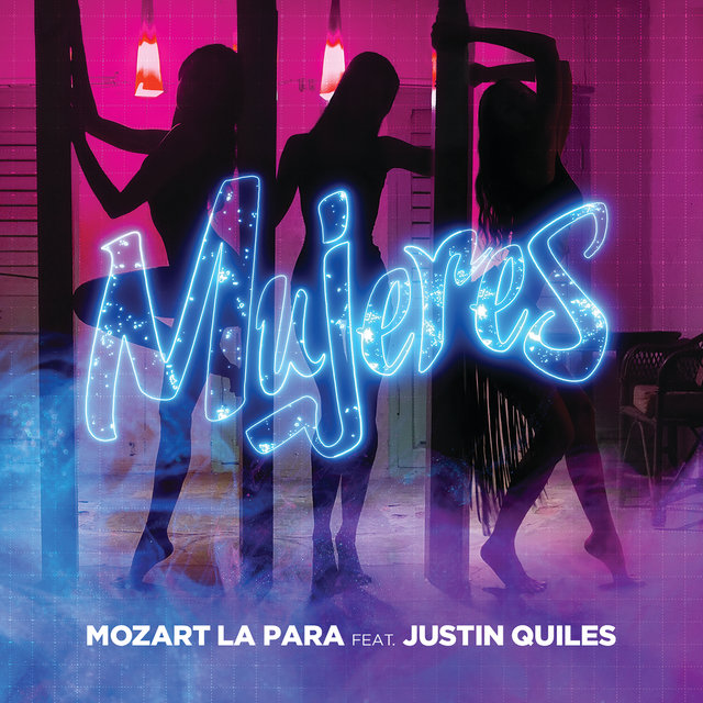 Cover art for album Mujeres by Mozart La Para, Justin Quiles