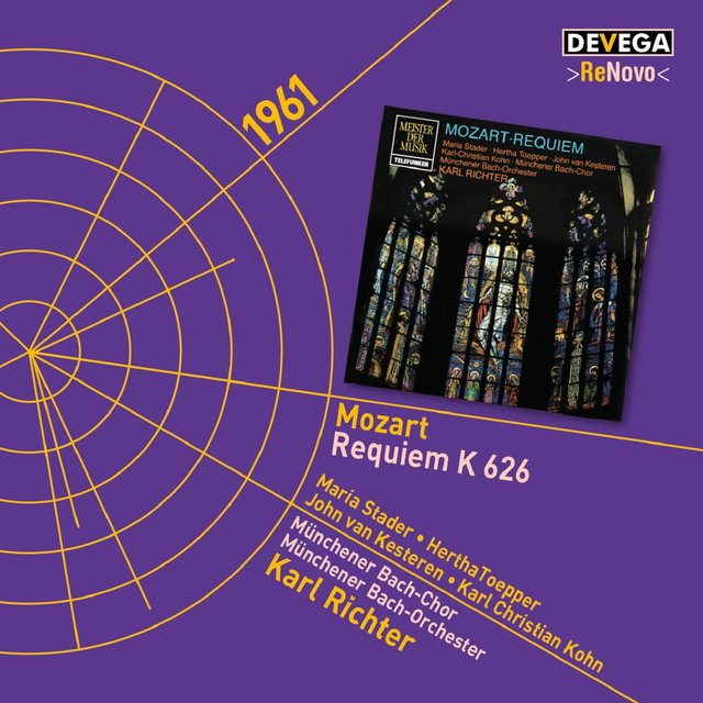Mozart: Requiem in D minor, K. 626 (Complete)