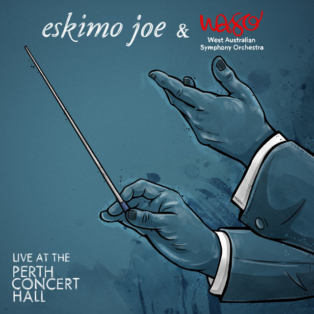 Eskimo Joe and the West Australian Symphony Orchestra live at the Perth Concert Hall