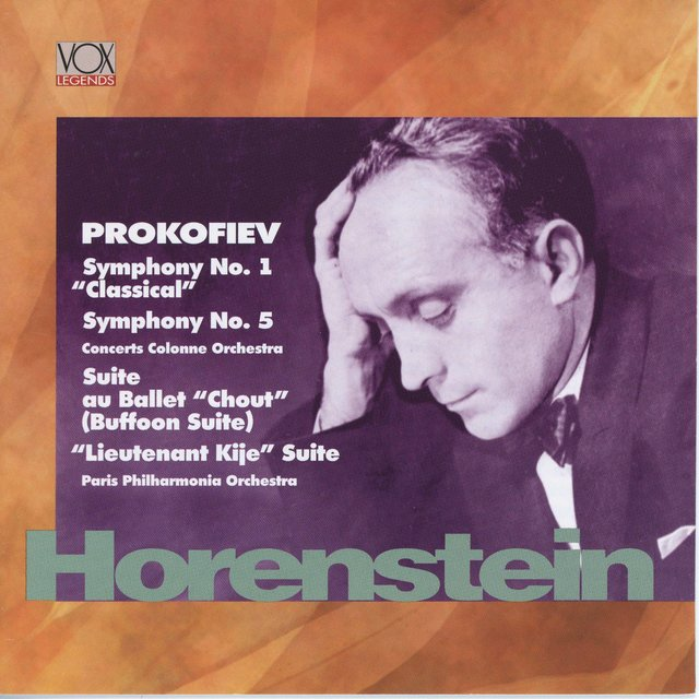 Prokofiev: Symphonies Nos. 1 and 5, The Tale of the Buffoon & Lieutenant Kijé