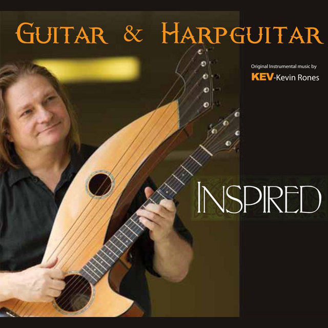 Guitar & Harpguitar Inspired