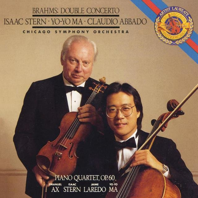 Brahms: Concerto for Violin, Cello and Orchestra in A Minor, Op. 102 & Piano Quartet No. 3 in C Minor, Op. 60 ((Remastered))