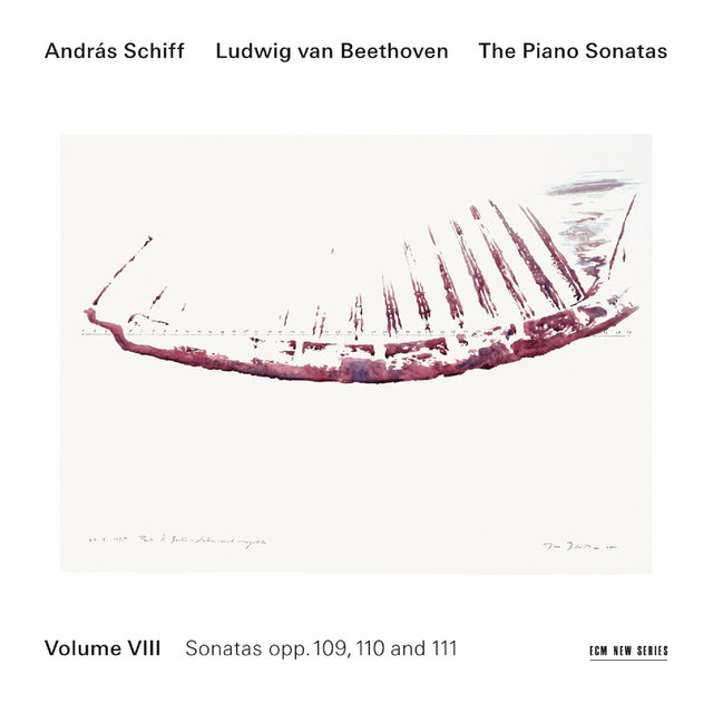 Beethoven: The Piano Sonatas, Volume VIII