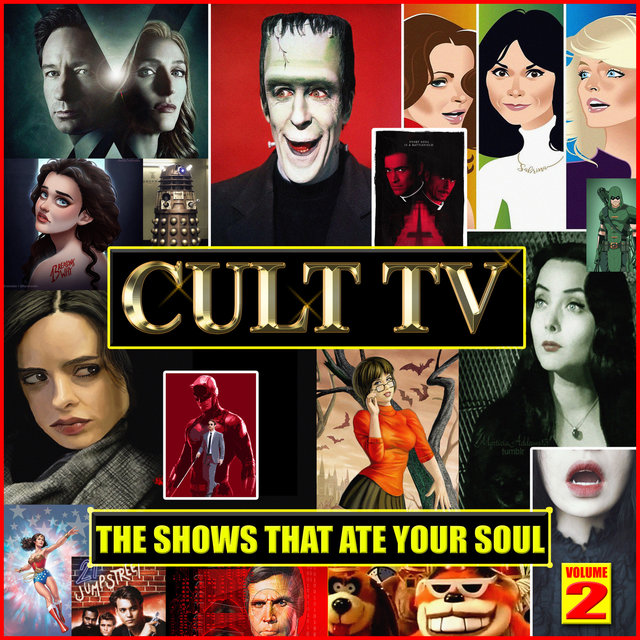 Cult TV - The Shows That Ate Your Soul (Volume 2)