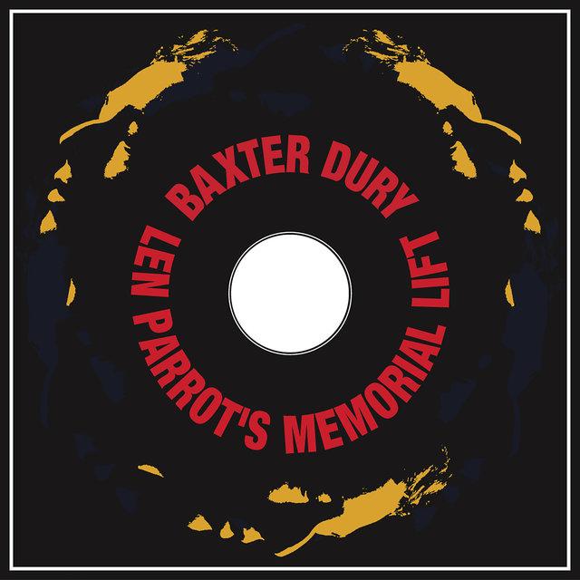 Cover art for album Len Parrot's Memorial Lift by Baxter Dury