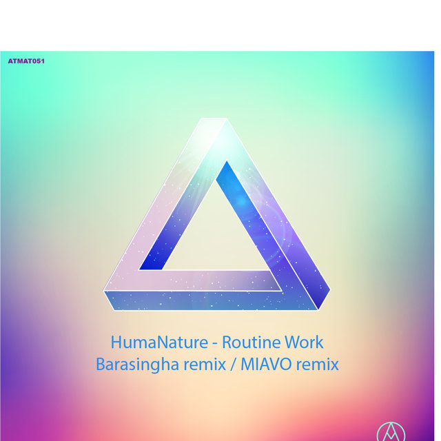 Routine Work - The Remixes EP