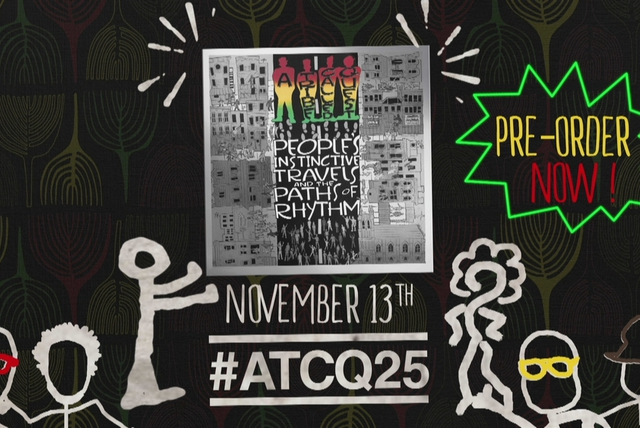 #ATCQ25 Remixers Announcement (Digital Video)
