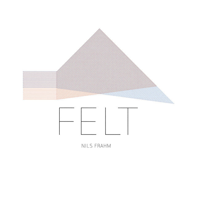 Cover art for album Felt by Nils Frahm