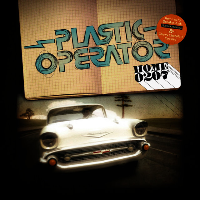 Cover art for album Home 0207 by Plastic Operator
