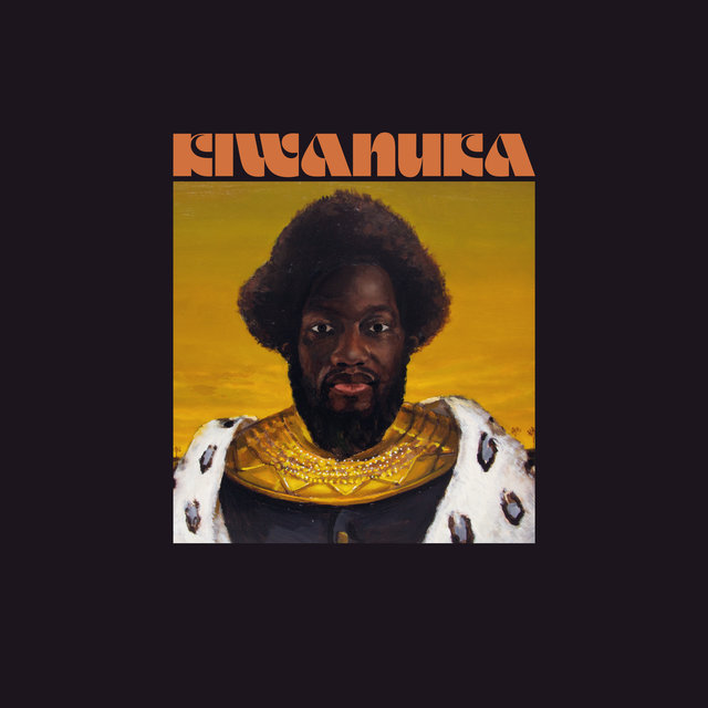 Cover art for album KIWANUKA by Michael Kiwanuka