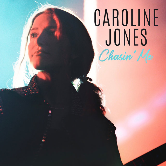 Cover art for album Chasin' Me by Caroline Jones