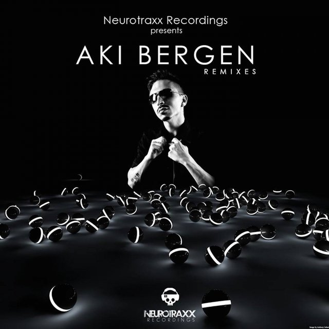 Aki Bergen Anthology Remixes