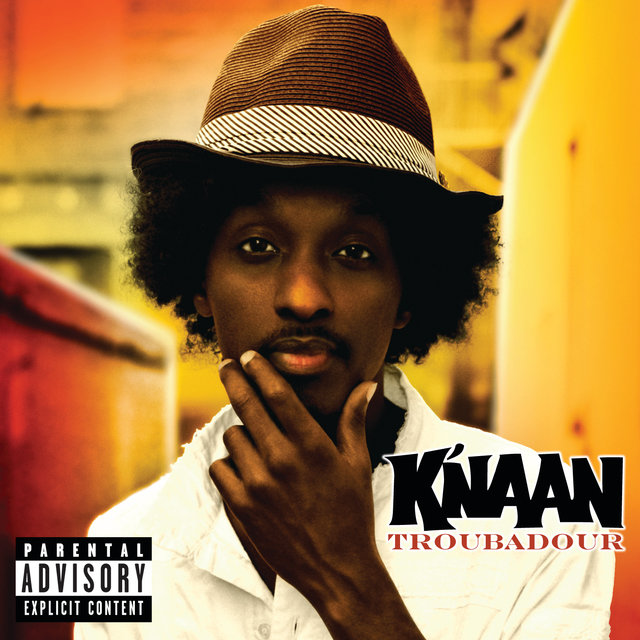 Cover art for album  by K'naan