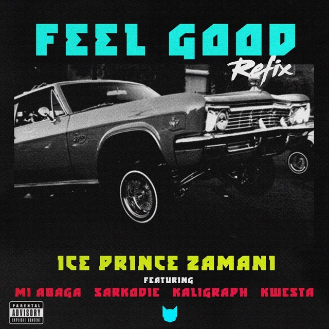 Feel Good (feat. M.I. Abaga & Khaligraph Jones)