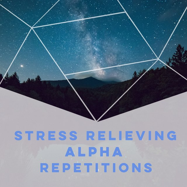 Stress Relieving Alpha Repetition for Staying Motivated at Home