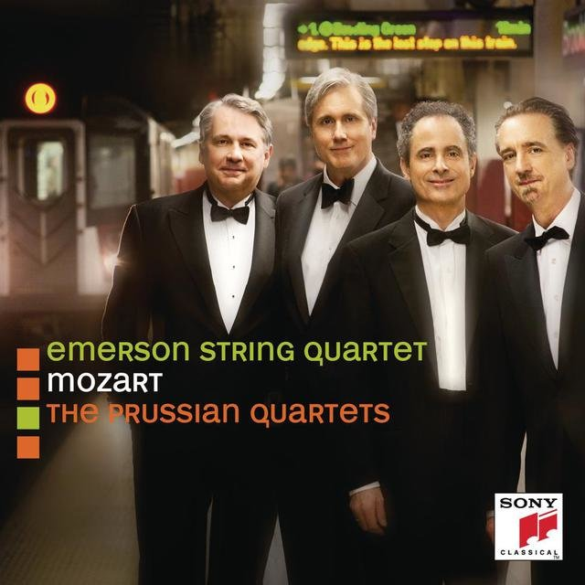 Mozart: The Prussian Quartets
