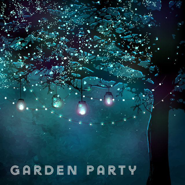 Garden Party – Smooth Jazz Music, Nice Time, Meeting with Family, Fun & Happy