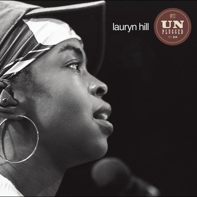 Cover art for album MTV Unplugged No. 2.0 by Ms. Lauryn Hill