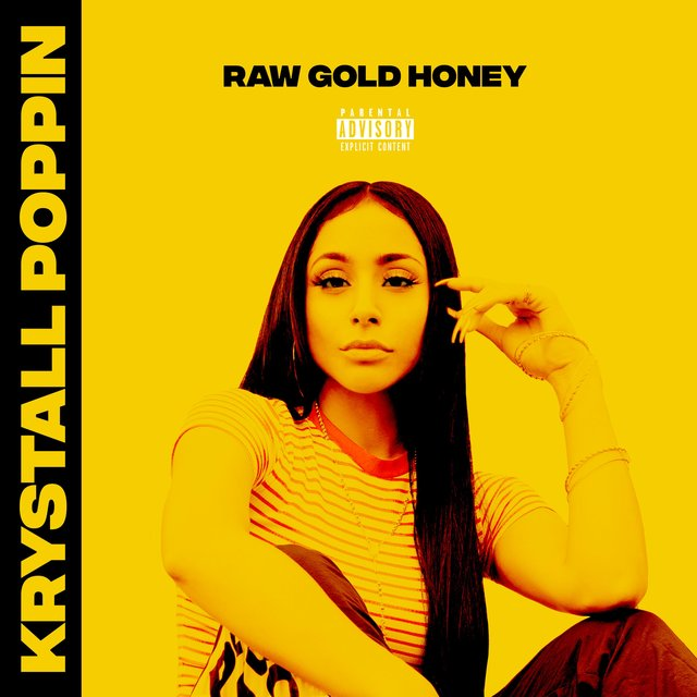 Raw Gold Honey