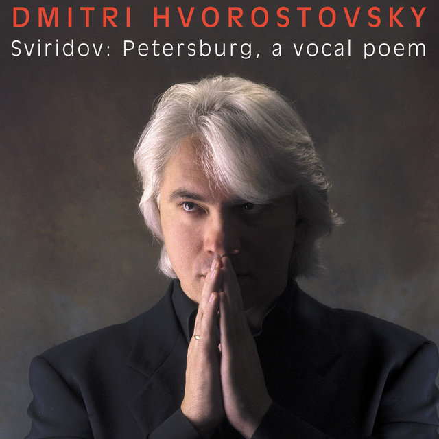 Sviridov, G.: Peterburg / 6 Romances