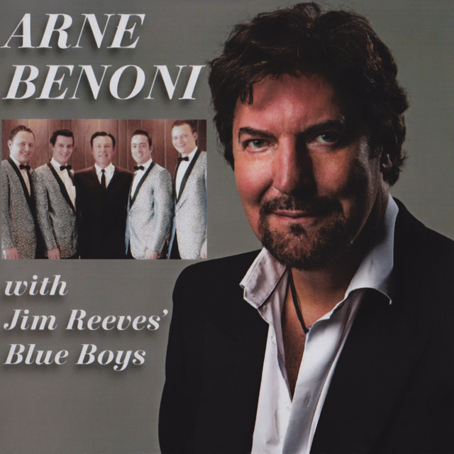 Arne Benoni with Jim Reeves' Blue Boys