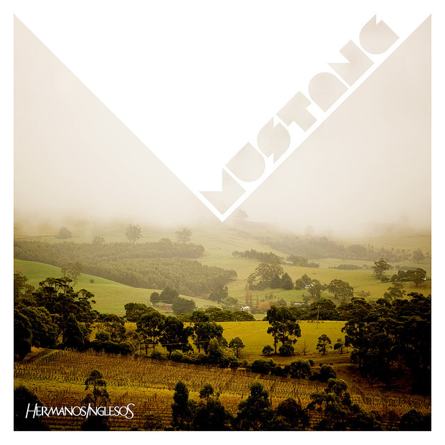 Cover art for album Mustang by Hermanos Inglesos