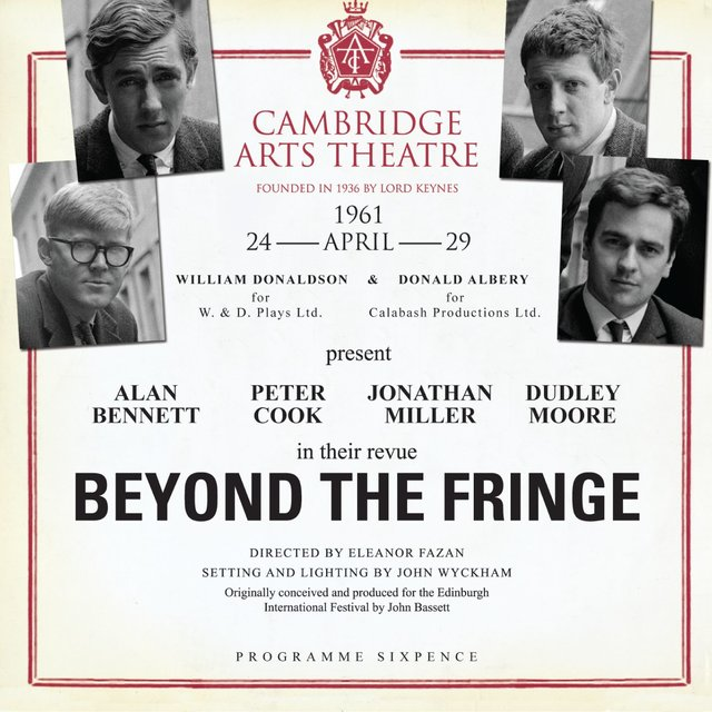 Beyond the Fringe (Live at the Cambridge Art Theatre 24th April 1961)