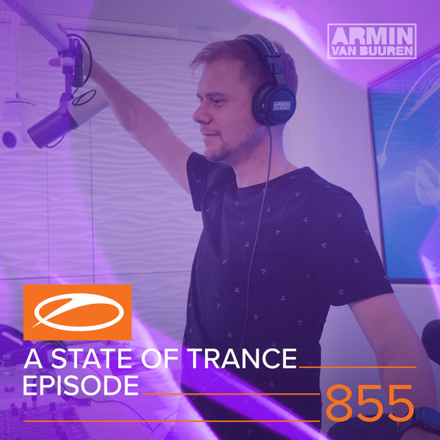 A State Of Trance Episode 855