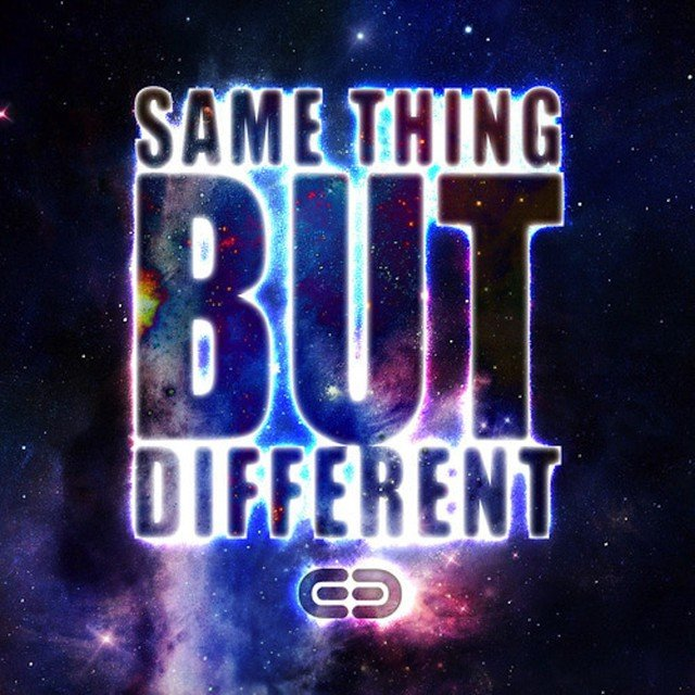 Same Thing But Different – Live Set