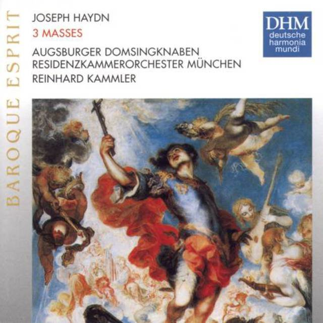 Haydn: 3 Masses