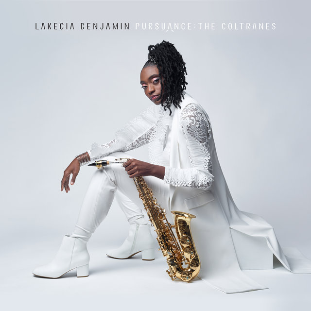 Cover art for album Pursuance : The Coltranes by Lakecia Benjamin