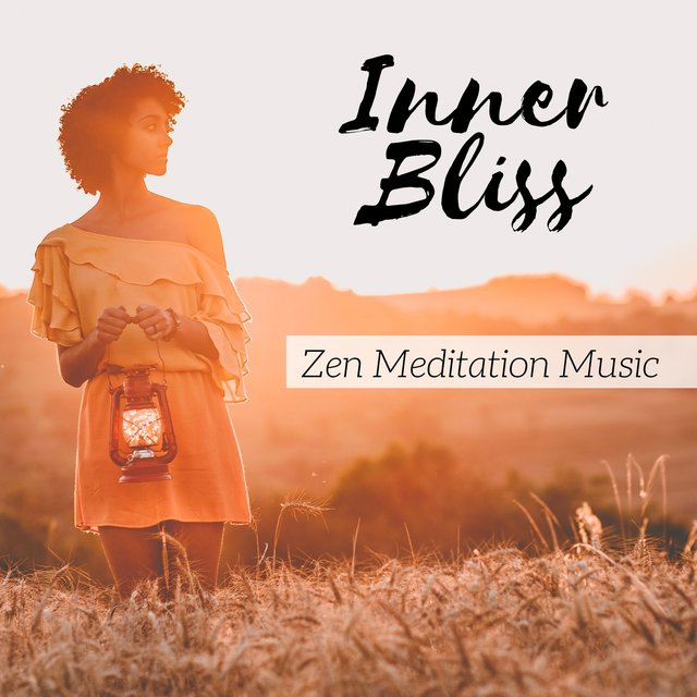 Inner Bliss: Zen Meditation Music for your Inner Peace, Deep Sleep Therapy, Mindfulness Exercises, Oriental Instruments for Yoga