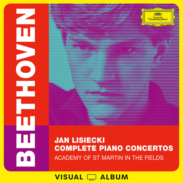 Beethoven: Complete Piano Concertos (Visual Album / Live at Konzerthaus Berlin / 2018)