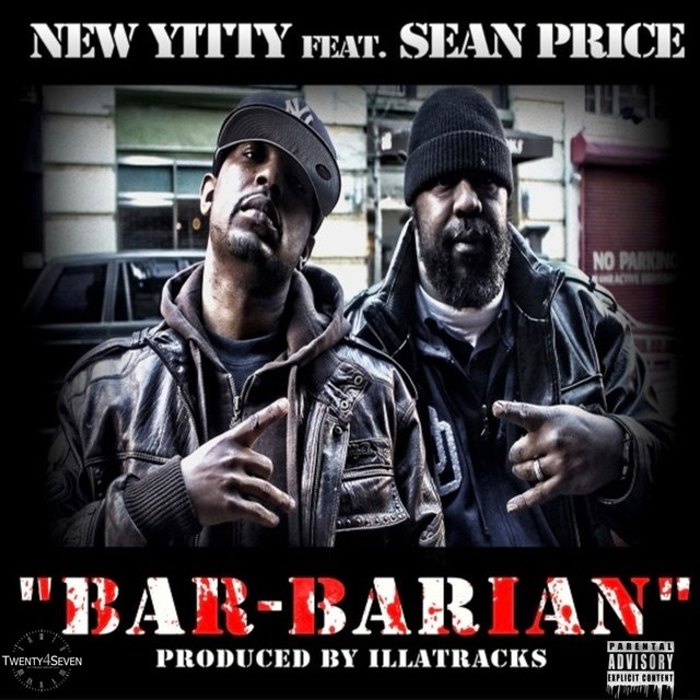 Bar-Barian (feat. Sean Price)