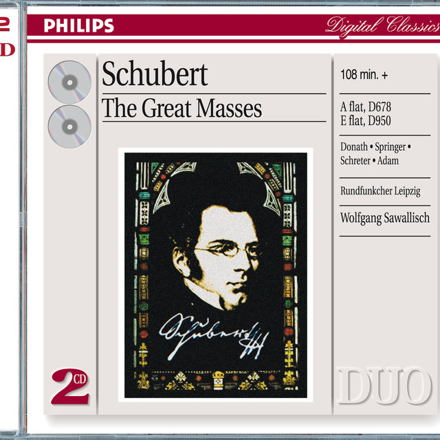 Schubert: The Great Masses