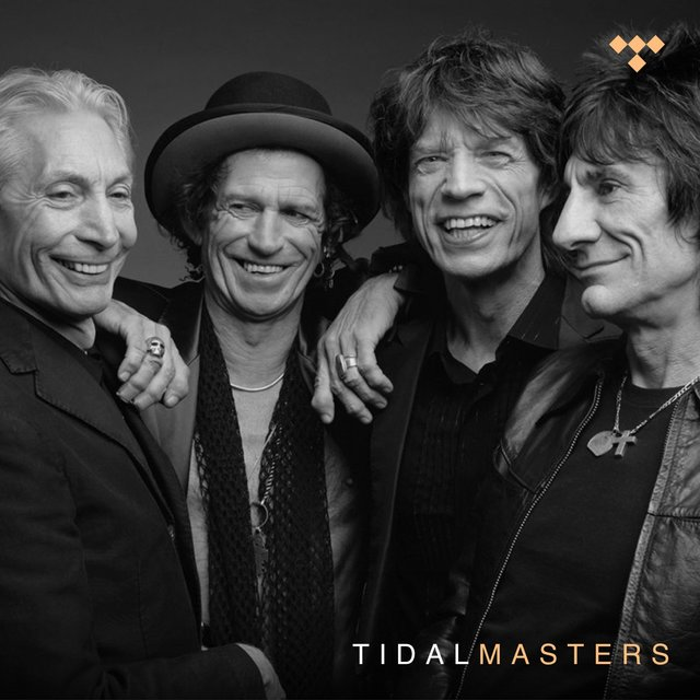 The Rolling Stones - TIDAL Masters
