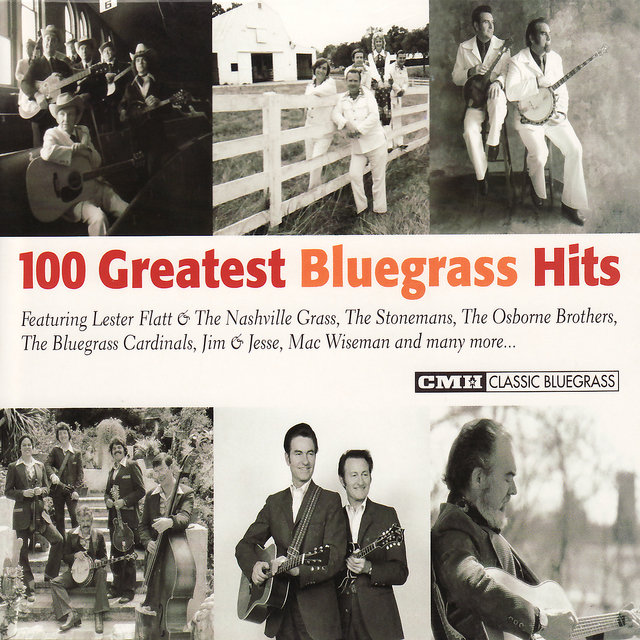 100 Greatest Bluegrass Hits